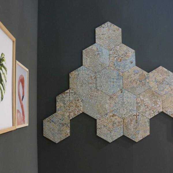 Płytki heksagonalne aparici carpet vestige