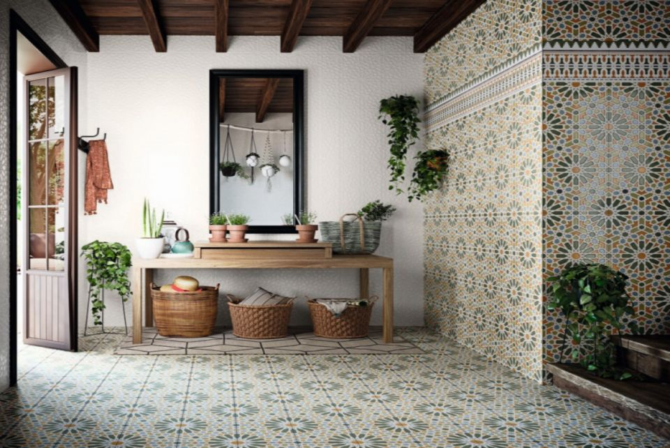 Kolekcja Alhambra