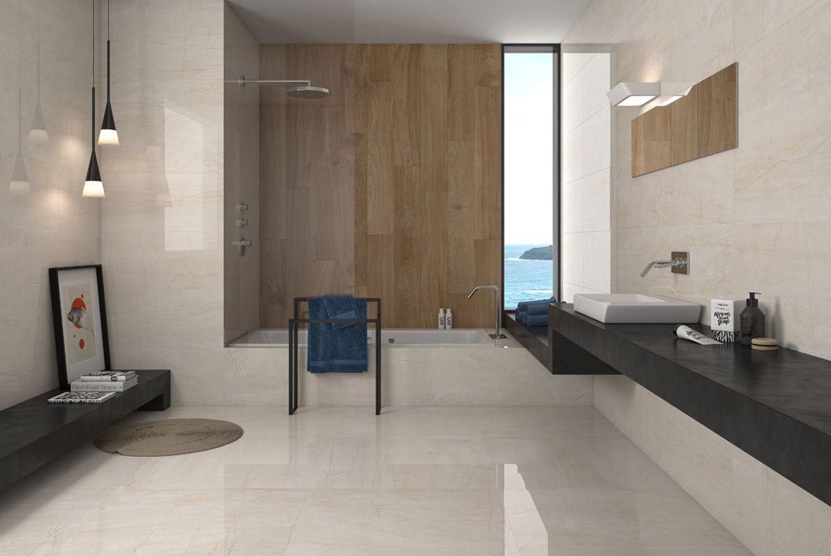 płytki drewnopodobne do łazienki