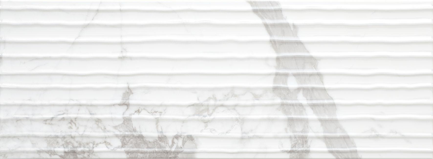 Peronda płytki rektyfikowane płytki biały marmur na ściane w połysku nowoczesna łazienka kuchnia w marmurku
