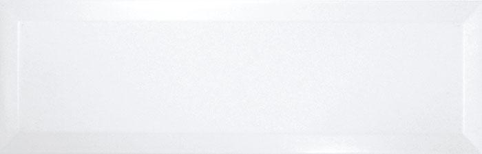 płytki białe cegiełka 10x30 Bisel Blanco 10x30 RIBESALBES