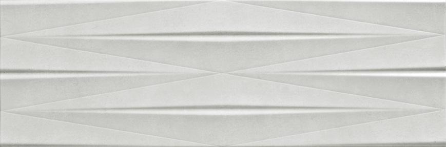 płytki dekoracyjne szare 25x75 aparici Quantum Pearl Hill