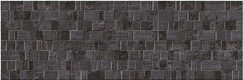 płytka mozaika czarna