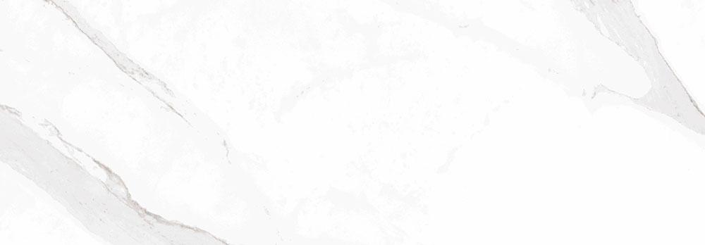 płytki ścienne imitujące marmur 30x90 połysk nowoczesna łazienka gres Asaro Blanco 30x90 Geotiles