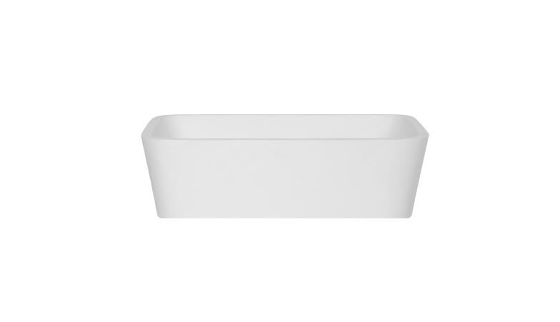 besco umywalka nablatowa umywalka prostokątna 40x50