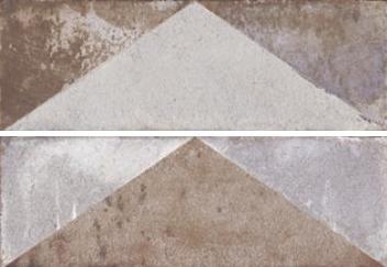Płytki Aparici Brickwork Triangle Ornato 20x59,2 ścienne dekoracyjne