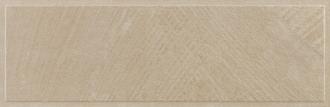 płytka cegiełka beżowa ścienna 30x90 Coloso Carve Natural Argenta