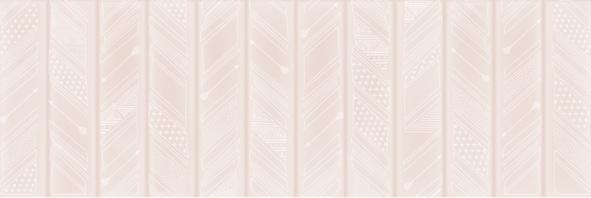 płytki różowe ścienne dekoracyjne aparici crayon pink marlin 20x60