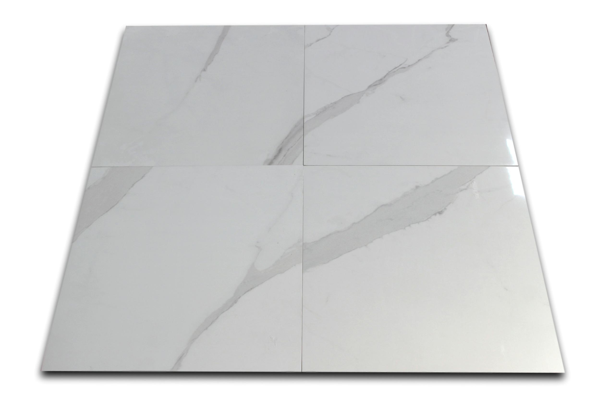 biały marmur 60x60 Statuary Blanco geotiles płytki imitujące marmur