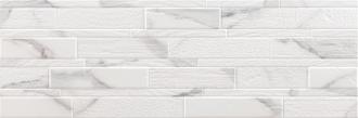 płytki marmurkowe w cegiełkę 30x90 Godina Mosaic Argenta