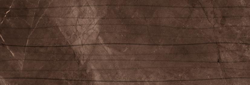 płytki ścienne dekorcyjne brązowe 30x90 aparici Imarble Pulpis Crest
