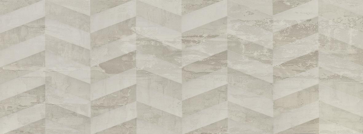 płytki ścienne 40x120 matowe gres nowoczesny styl kolor szary Jacquard Grey Forbo Aparici