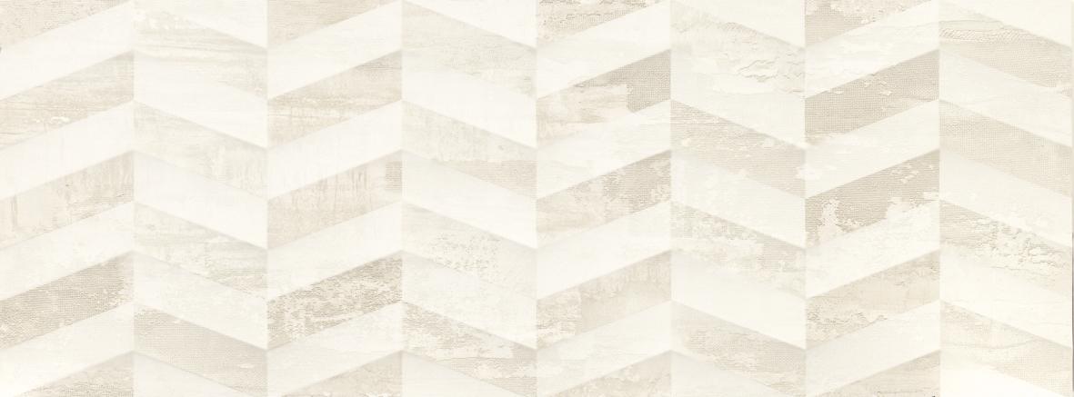 płytki ścienne 40x120 matowe gres nowoczesny styl Jacquard Ivory Forbo Aparici