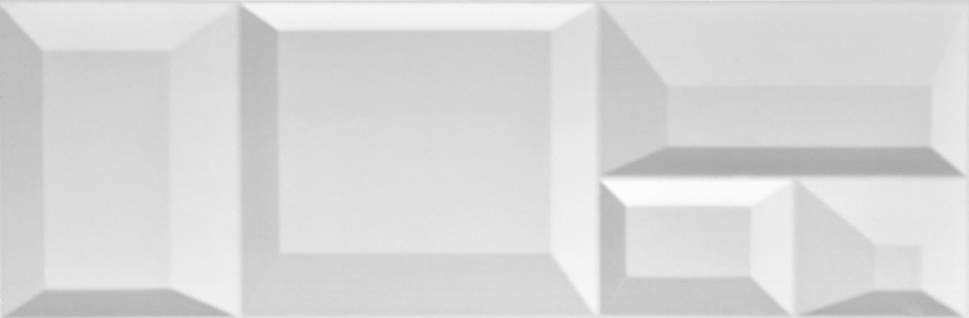 płytki 30x90 ścienne rektyfikowane Nordic Blanco Capture