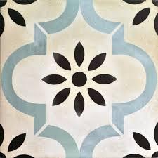 płytki podłogowe ścienne kafelki patchwork matowe gres mrozoodporne 22x22 nowoczesna łazienka salon kuchnia Art Seurat 22,3x22,3 Pamesa