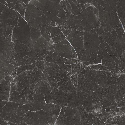 baldocer płytka wielkoformatowa 120x120 czarny marmur połysk gres rektyfikowany