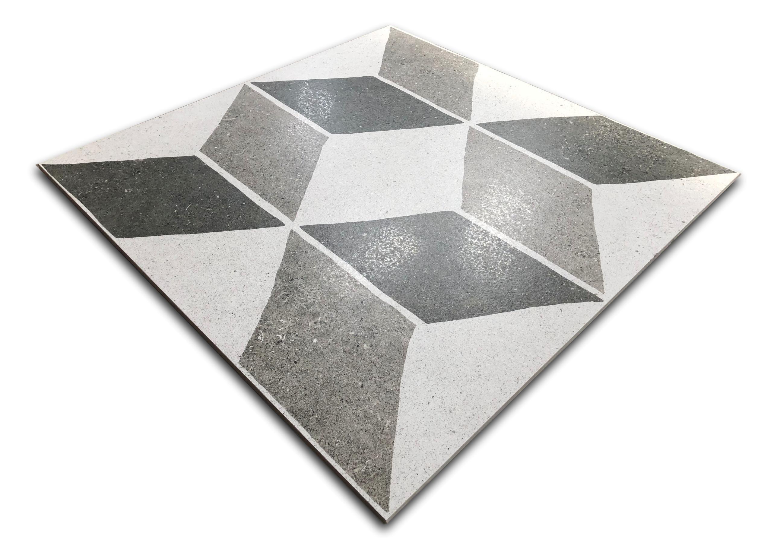 argenta Pure Basalt Decor Light 75x75