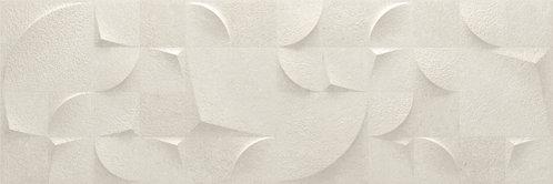 płytka dekoracyjna 3d szara 30x90 Shape Icon Pearl baldocer