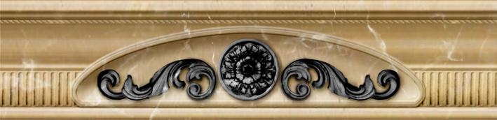 listwy dekoracyjne do płytek Listwa dekoracyjna Aparici Site Beige CF 6x25,1