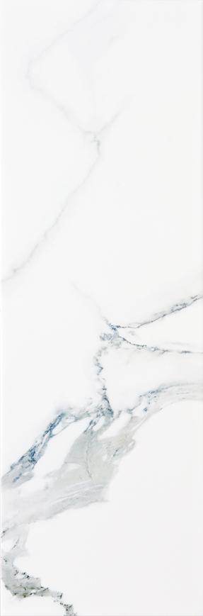 Aparici Statuario Blanco 25,1x75,6 łazienkowe ścienne marmuropodobne