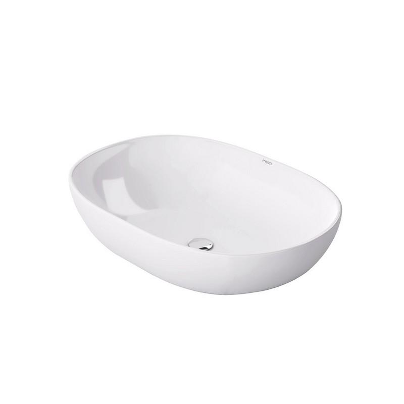 Massi biała umywalka nablatowa