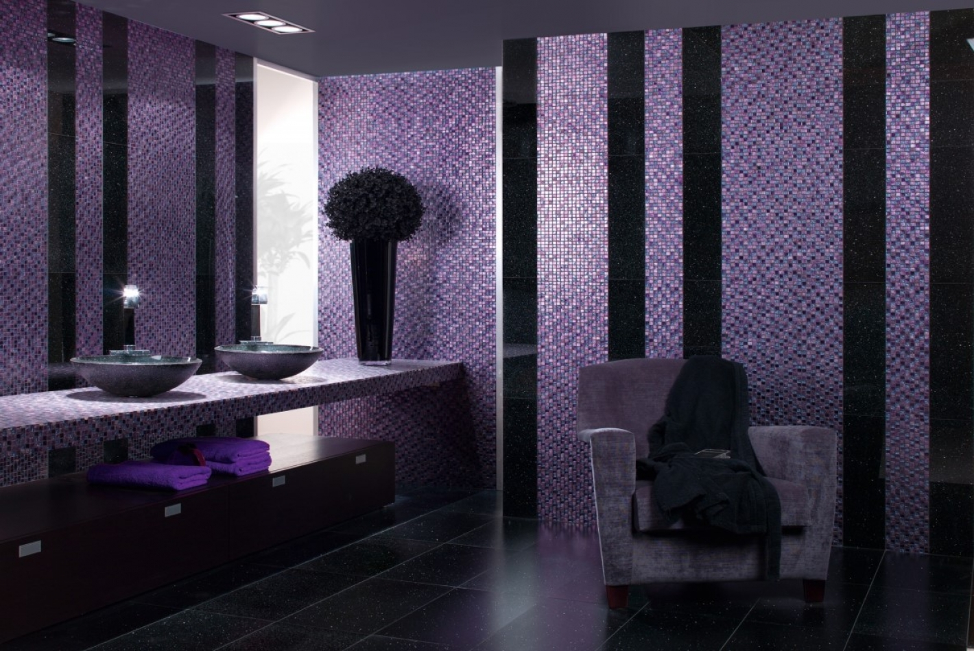 Nayade 3030 Mozaika ścienna