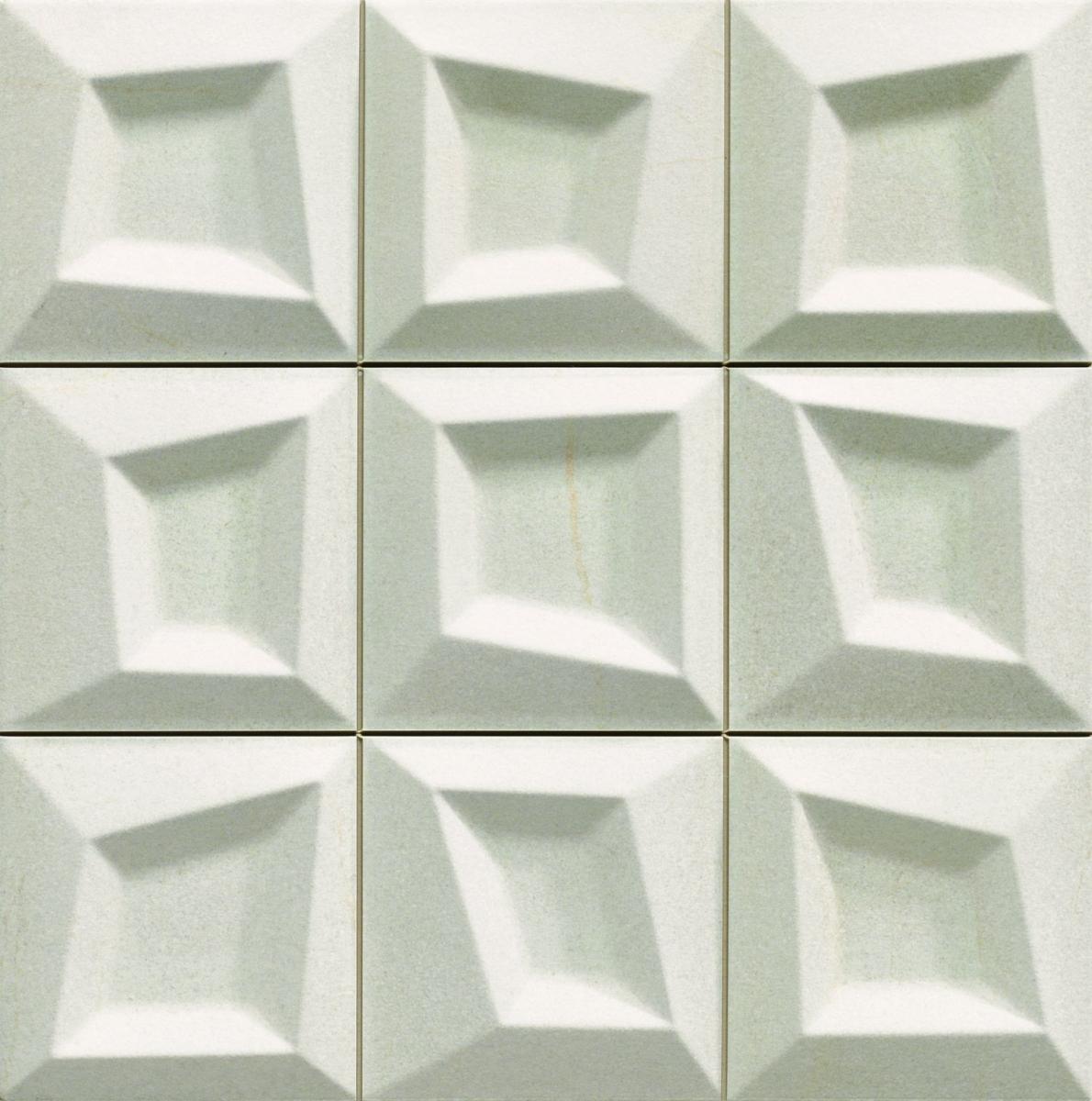 Stonehenge Frame Ivory 33x33 Płytki Dekoracyjne