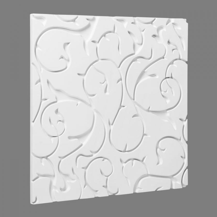 Ws 19 Panel ścienny 3d 60x60