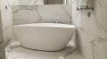 płytki łazienkowe biały marmur 60x120