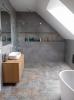 nowoczesna łazienka szare kolory