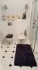 łazienka z mugat blanco nowoczesna klasyczna