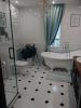 klasyczna łazienka płytki octagono vives