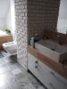 patchwork płytki w łazience nowoczesnej szare podłogowe