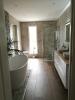 nowoczesna łazienka z płytkami carpet vestige