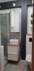 nowoczesna łazienka modne płytki podłogowe