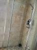 płytki carpet pod prysznicem