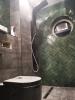 płytki butelkowa zielen scienne pod prysznic