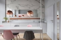 płytki salon kosmetyczny podłogowe scienne