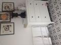 Łazienka z płytkami podłogowymi Boulevard Negro 45x45