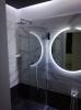biały marmur płytki podłogowe i scienne nowczesna łazienka