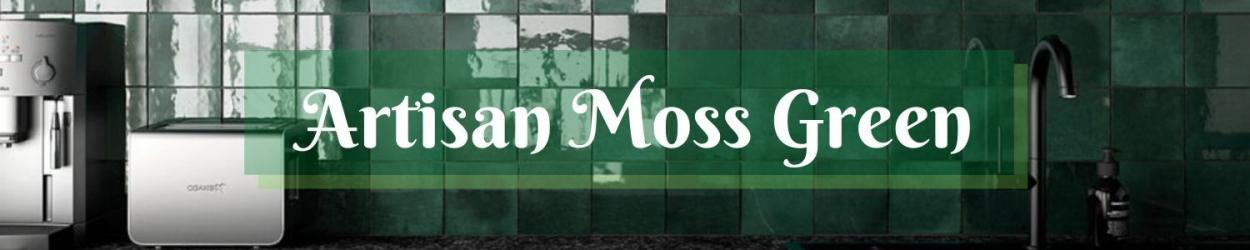 Artisan Moss Green 13,2x13,2