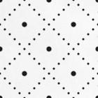 delikatny patchwork biało czarny