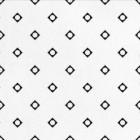płytki białe i czarne w stylu nie patchwork