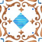 Geotiles płytka patchwork 23x23