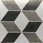 płytka dekor cube
