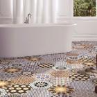 heksagonalne płytki Realonda Andalusi 33x28,5 do łazienki kuchni