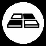 Płytki podłogowe ikona carrea