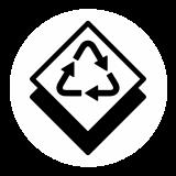 Ikona płytki przyjazne środowisku