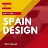 Spain design sticker