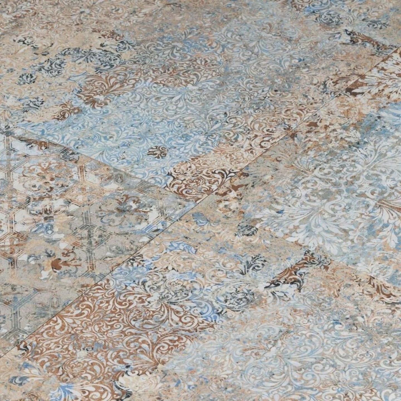Wzory na gresie Aparici Carpet Vestige Natural 100x100